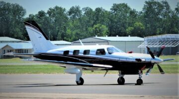 2010 Piper Meridia Ext 1 PP-OBS