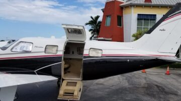 2010 Piper Meridia Ext 4 PP-OBS