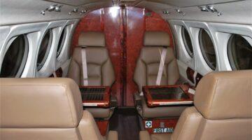 1981 KIng Air B200 Int 2 N505AM
