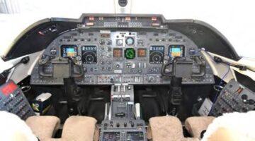 2000 Learjet 60 Ckpt 1 N198HB