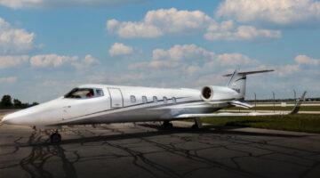 2000 Learjet 60 Ext 1 N198HB