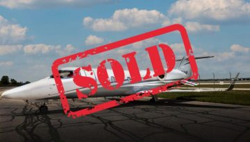 2000 Learjet 60 Ext 1 N198HB sold
