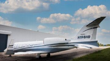 2000 Learjet 60 Ext 2 N198HB