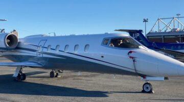 2000 Learjet 60 Ext 3 N198HB