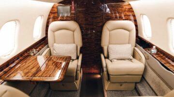 2000 Learjet 60 Int 1 N198HB