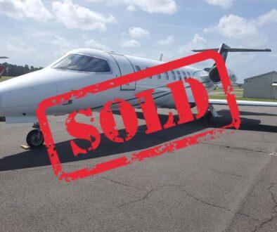 2000 Learjet 45 Ext 1 N45XT Sold