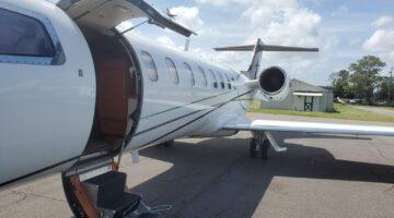 2000 Learjet 45 Ext 3 N45XT