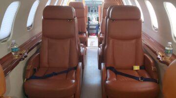 2000 Learjet 45 Int 1 N45XT