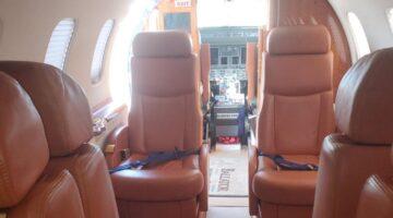 2000 Learjet 45 Int 3 N45XT