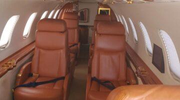 2000 Learjet 45 Int 4 N45XT